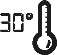 Deep Dive Dubai water temperature